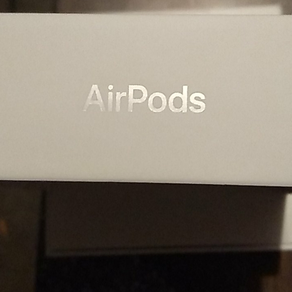 Airpods brand new in box